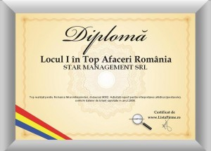 diploma Star Management