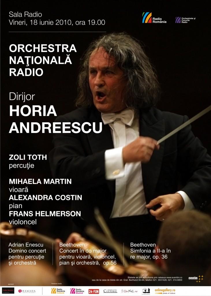 """DOMINO """"Concert pentru percutie solo si orchestra"""""""