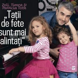 """OK! Magazine: """"Tatii de fete sunt mai alintati"""""""